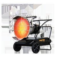 Pinnacle Climate Technologies MH-125-OFR-A MASTER 125,000 BTU Kerosene/Diesel Radiant Heater