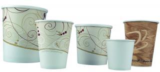 QorPak PAP-13625 Paper Cups - Hot