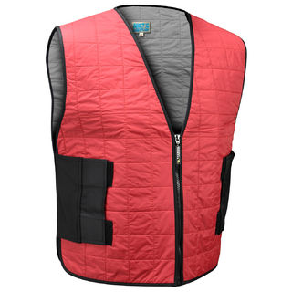 Radians RCV11 Vest, Cooling Red