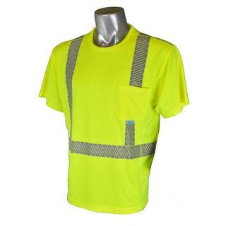 Radians ST31-2 Shirt, Cooling HiViz Short Sleeve