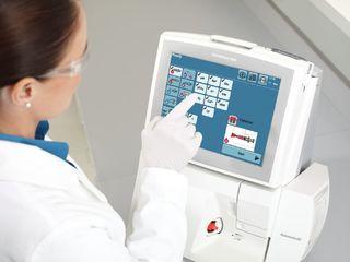 Siemens 10492730 BLOOD GAS 500 SYSTEM RAPIDPOINT 100 UL
