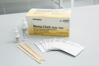 Siemens 2592 HEMA-CHEK W/CONTROL 100/PK