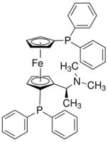 Sigma Aldrich 344079-100MG (+)-(S)-N,N-Dimethyl-1-[(R)-1',2-bis(diphenylphosphino)ferrocenyl]ethylamine
