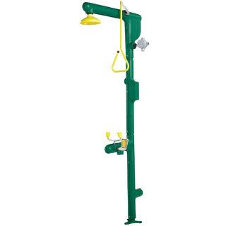 Speakman SE-7000-220V50C SE-7000-220V50C Heat Traced Combination Emergency Shower & Eye/face Was