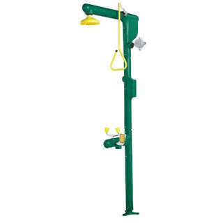 Speakman SE-7001 SE-7001 Heat Traced Combination Emergency Shower & Eye/face Wash with Top Suppl