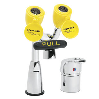 Speakman SEF-1800-CA-SL Eyesaver® Classic SEF-1800-CA-SL Single Lever Eyewash Faucet