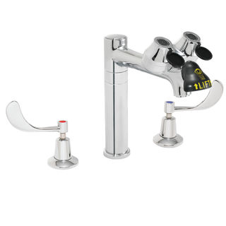 Speakman SEF-1801-8 Eyesaver® SEF-1801-8 Eyewash Faucet with 8 In. Spout