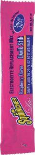 Sqwincher® Zero Qwik Stik 20 oz. Powder Pack, Raspberry