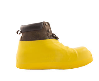 Tingley 6333.MD Boot Savers Shoe Covers 100 pair/Case Yellow M