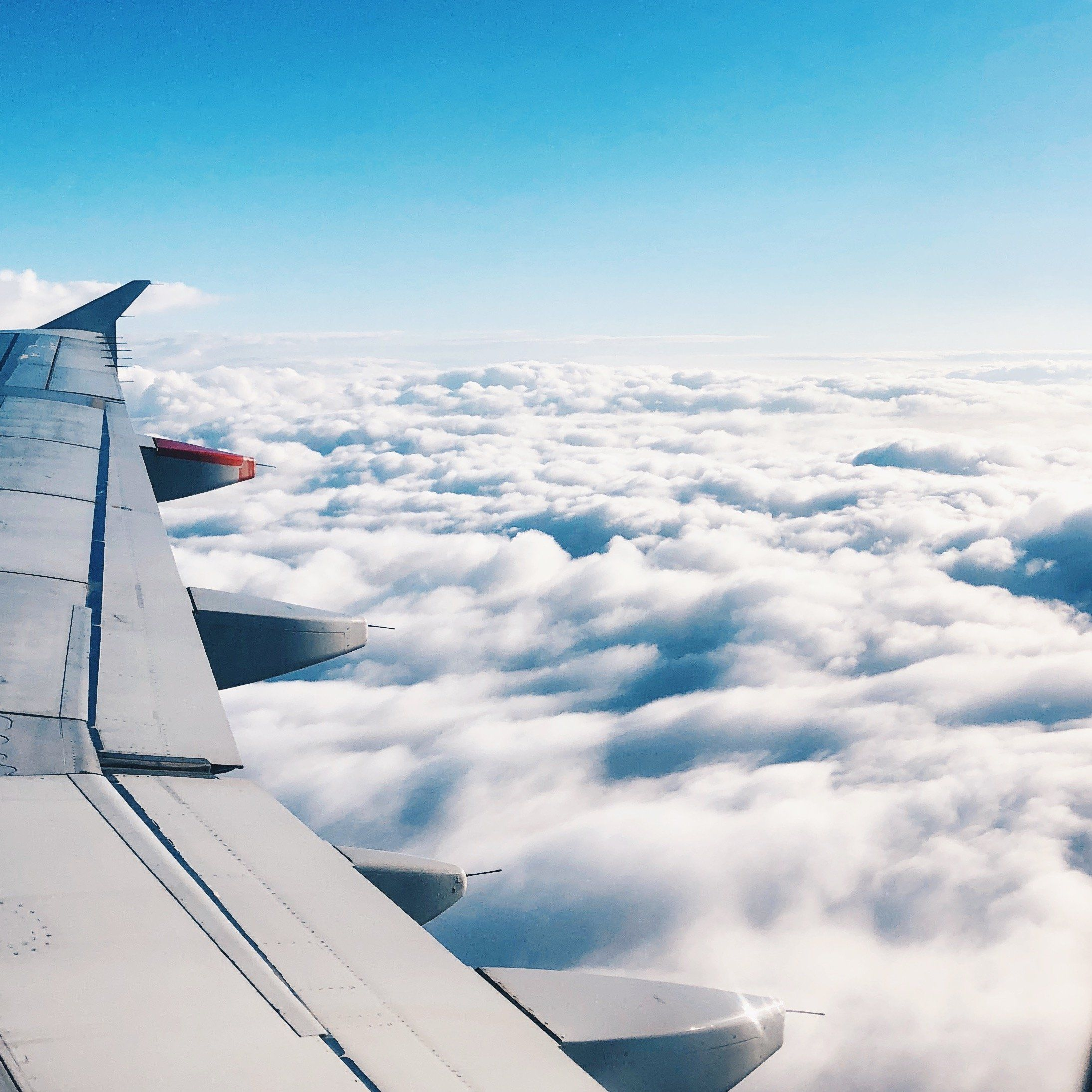 FLYING TO THE CLOUD!