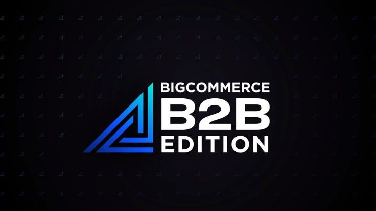 This is huge, now B2B eCommerce is available