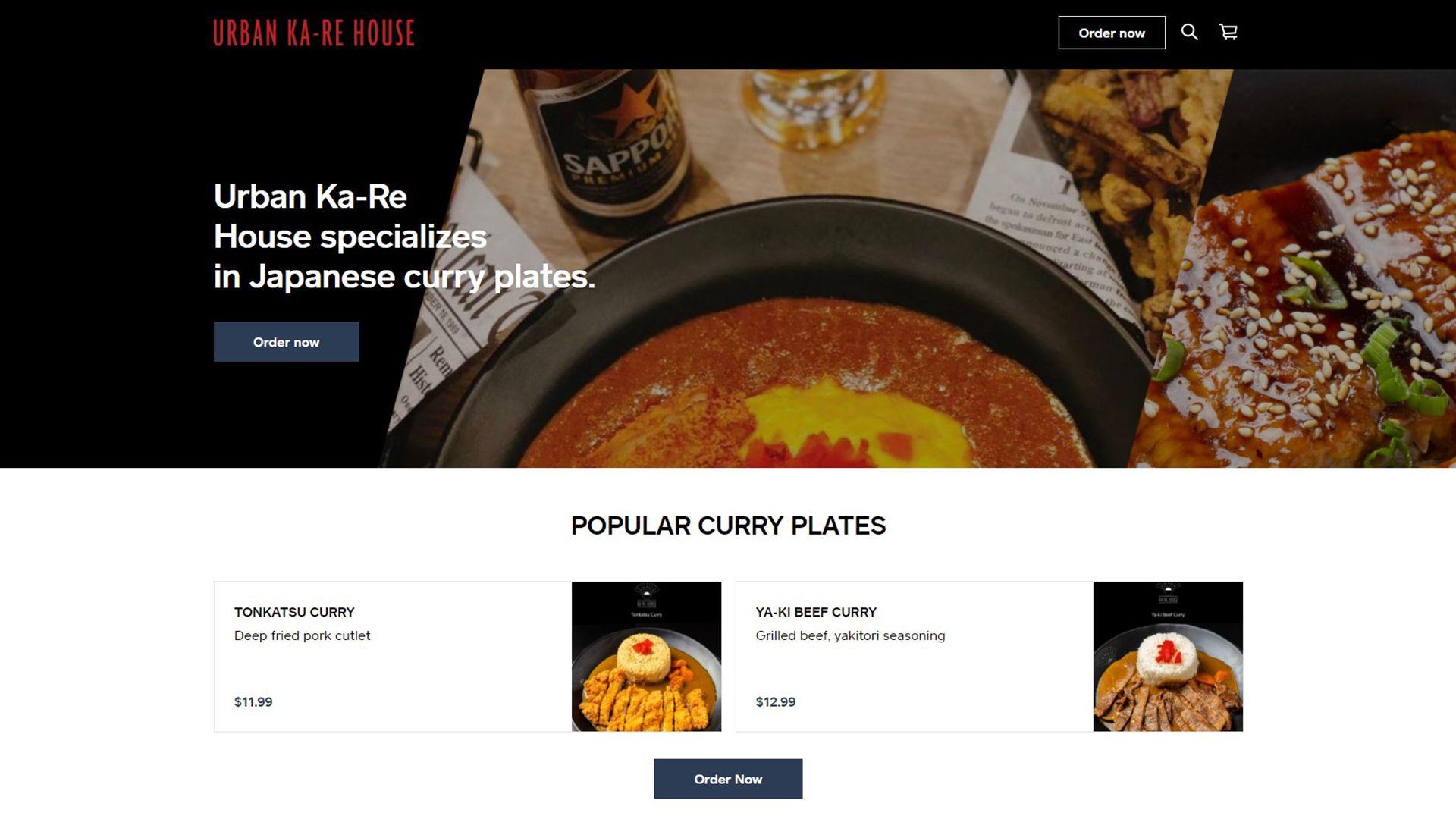 A Multi-Site Square online development