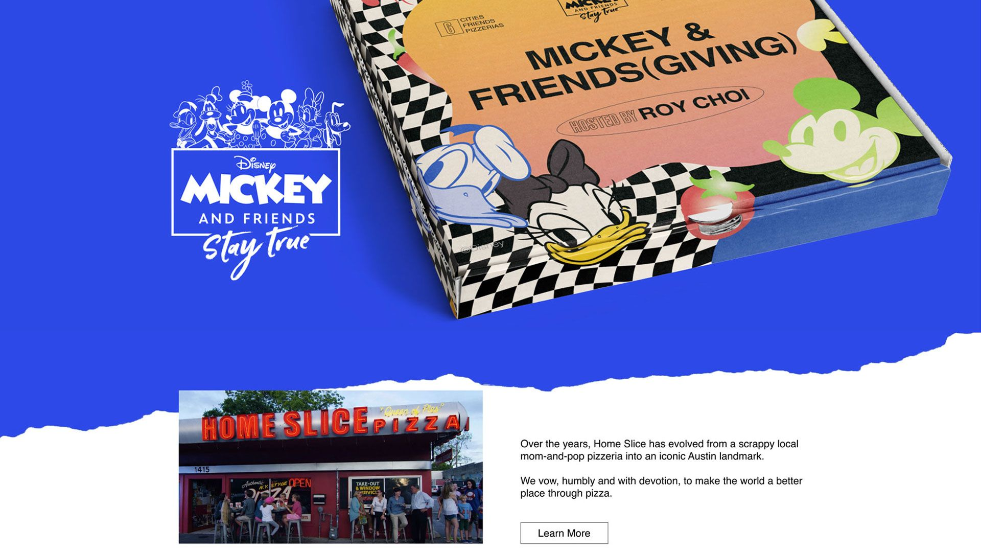 Disney's Mickey and Friends stay true