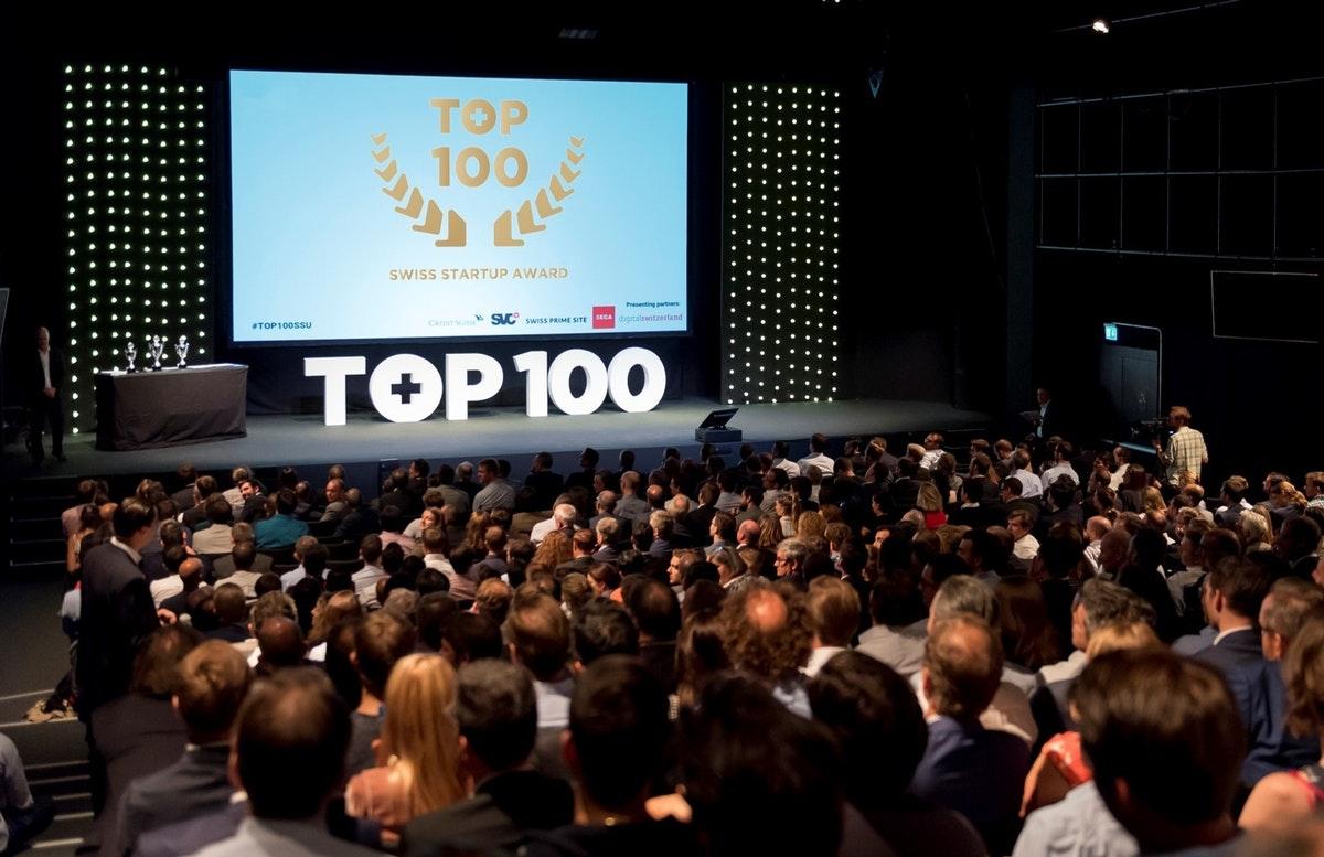 [Livestream] TOP 100 Swiss Startup Award 2020 - Venturelab