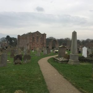 Image of Coldingham Priory