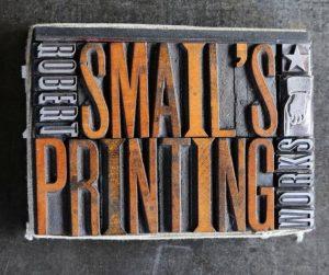 Image of Robert Smail's Printing Works