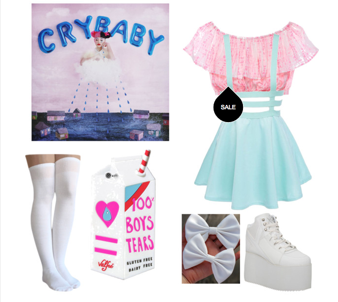 def7e674483 9 outfits inspired by album covers from Drake, Beyonce, Justin ...