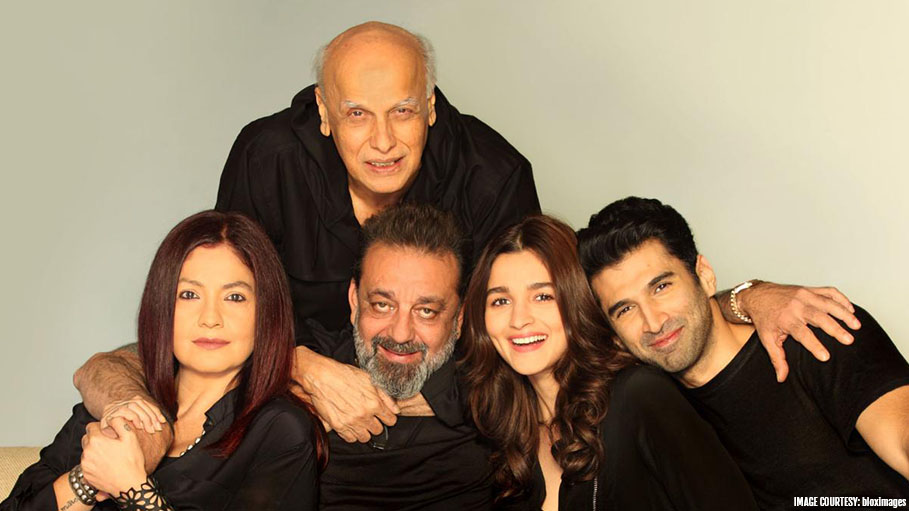 Director Mahesh Bhatt Makes a Comeback with 'Sadak 2'