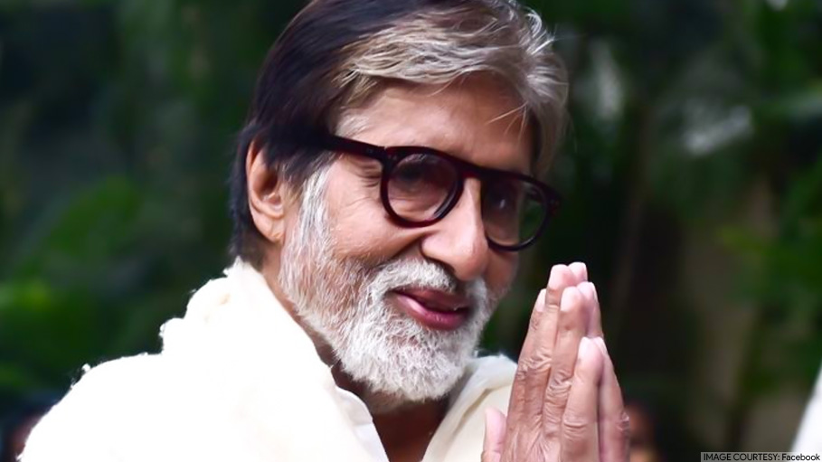 Amitabh Bachchan to Receive India's Highest Film Honour 'Dada Sahab Phalke Award'