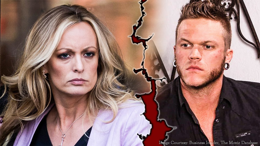 Stormy Daniels Husband Files for Divorce