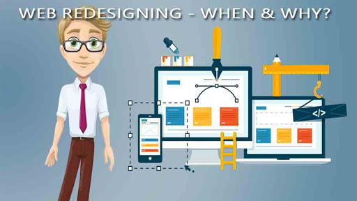 Website Redesigning – Why and When Should You Opt for it