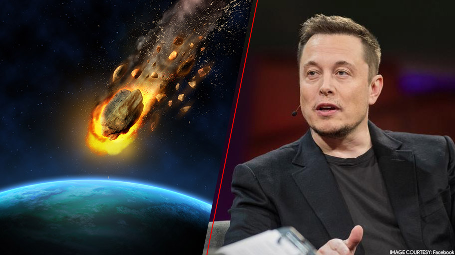 An Asteroid is Going to Hit Earth and We are Not Prepared for It Says Elon Musk