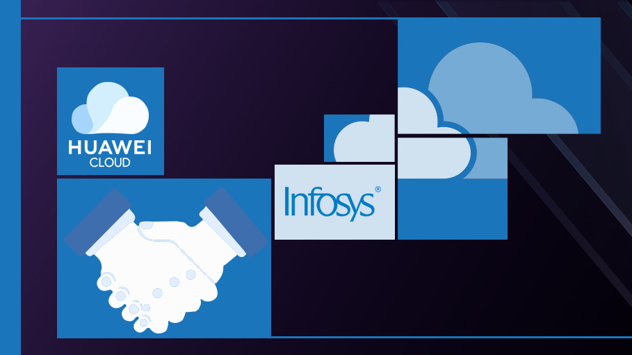 HUAWEI CLOUD Expands Its Partner Network with Infosys