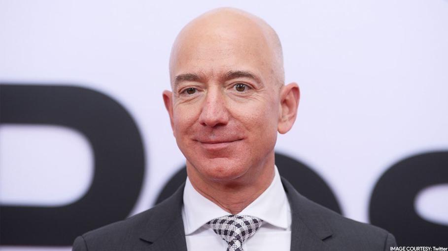 Amazon Founder Jeff Bezos Commits $10 Billion to Fight Climate Change