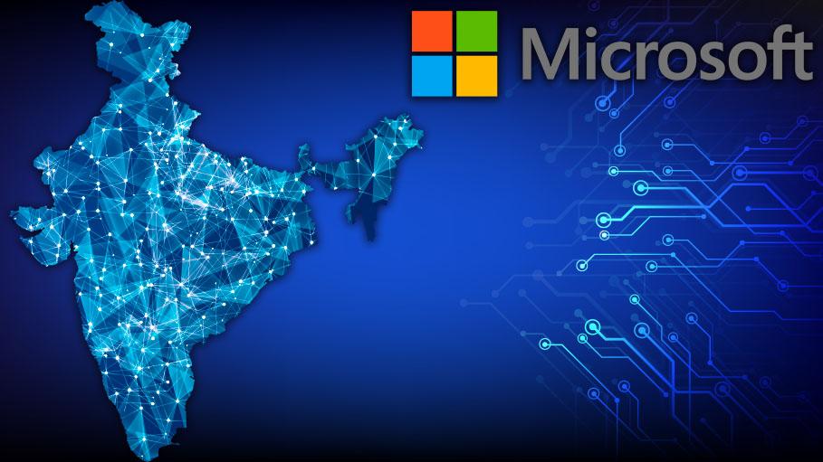 Microsoft Bets Big On India's Digital Transformation