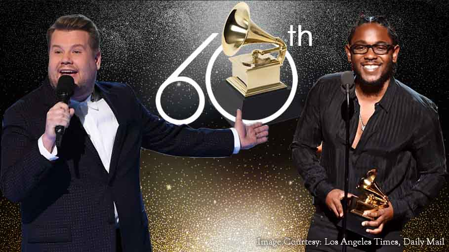 The 60th Annual Grammy Awards-2018