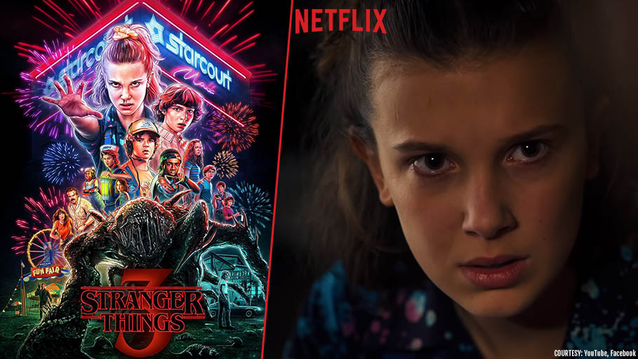 'Stranger Things 3' Final Trailer is the Harbinger of More Blood-Curling Nightmares