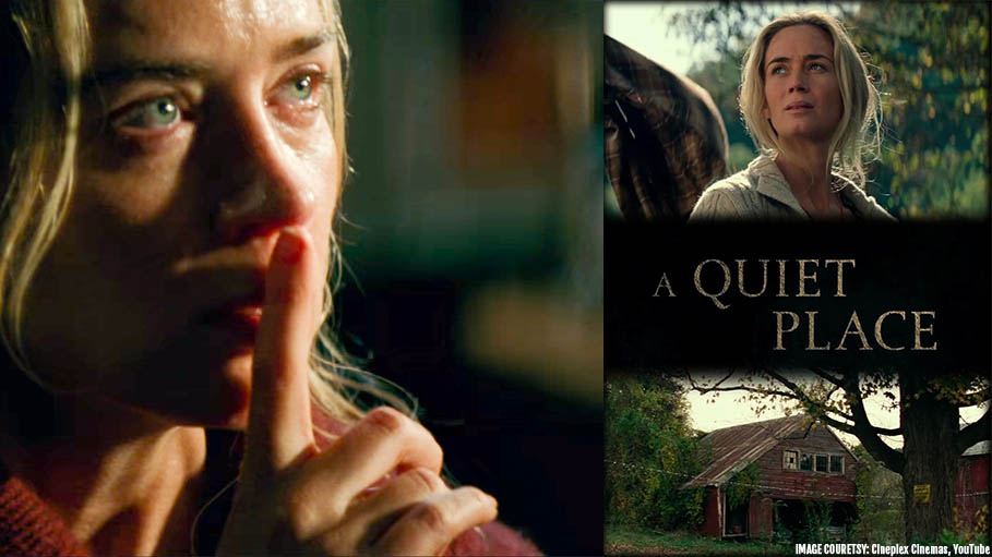 Horror Movie 'A Quiet Place' Tells Us That Silence is Scary