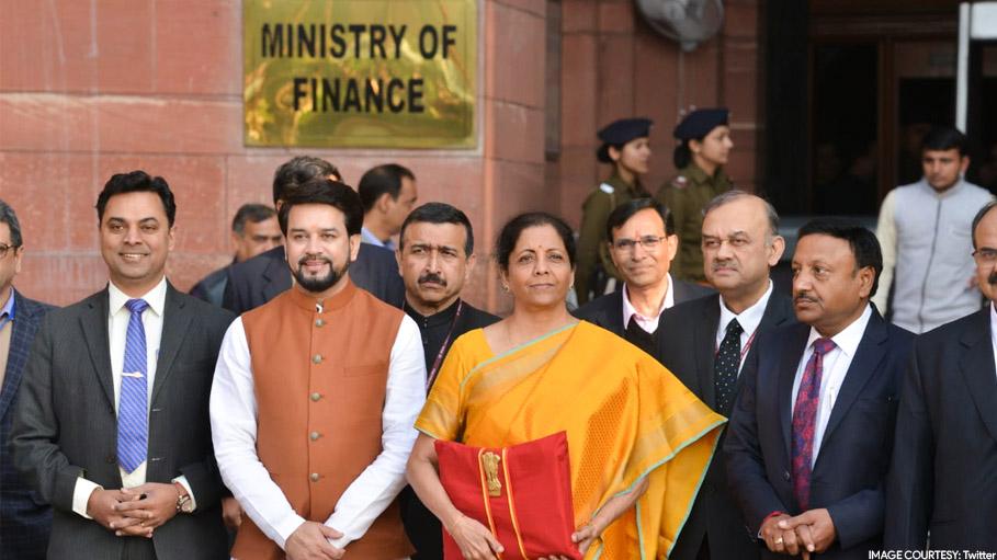 Govt Sets Agriculture Credit Target at ₹15 Lakh Crore for FY21