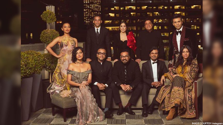 Indian Contingent Makes Their Presence Felt at the International Emmy Awards 2019