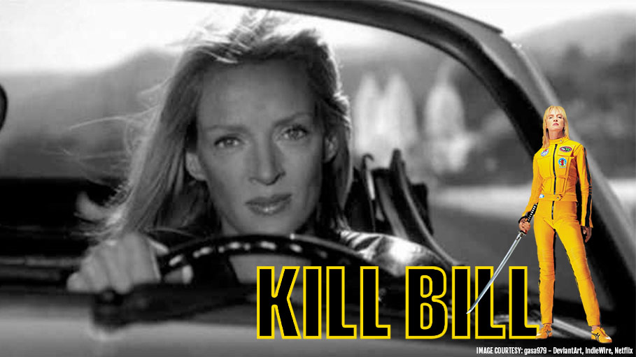 Uma Thurman Releases Graphic Video Of Car Crash That Happened 15 Years Ago On 'Kill Bill' Sets