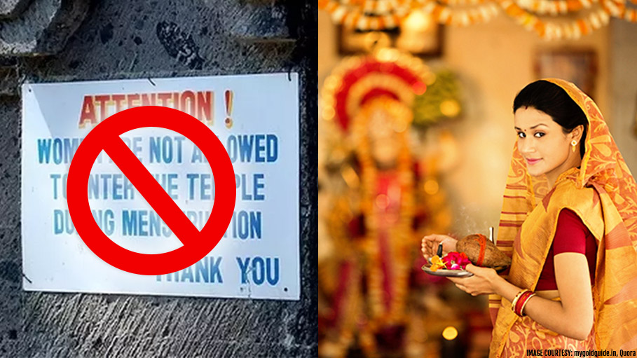 Supreme Court Announced Menstruating Women Can Enter the Temple