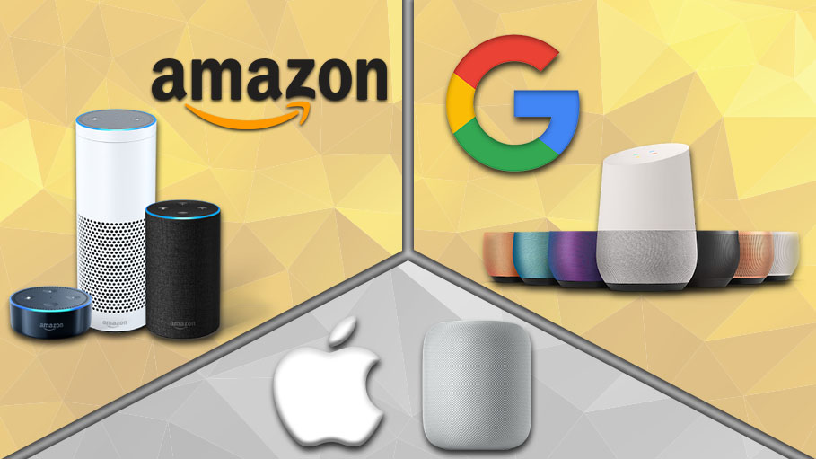 Amazon Echo and Google Home Continue to Reign Smart Homes - Why is Apple's HomePod not Gaining Grounds?