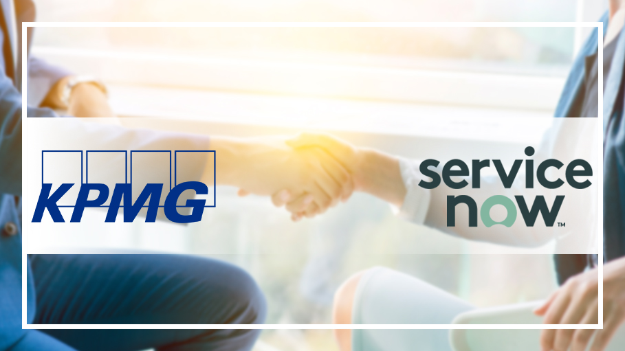 KPMG Teams up with ServiceNow to Strengthen Technology Practice in India