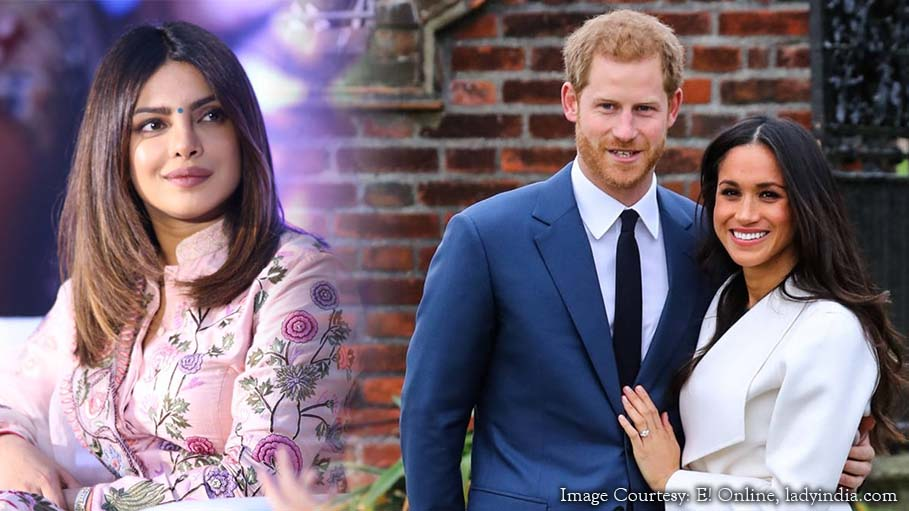 Will Priyanka Chopra Be A Part Of Meghan Markle's Wedding? Chances Are High