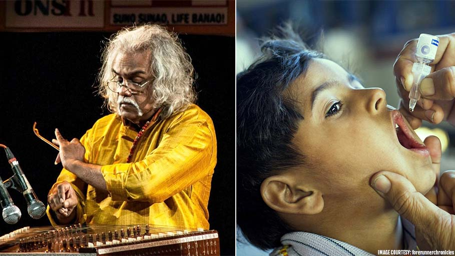 Santoor Maestro's US Sojourn on Support a Child Mission