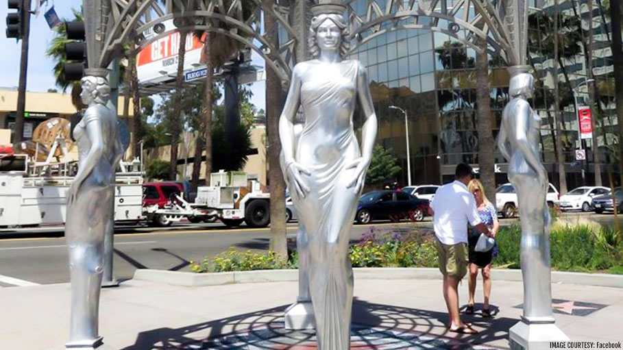 Culprit Who Stole Marilyn Monroe's Statue Finally Been Caught