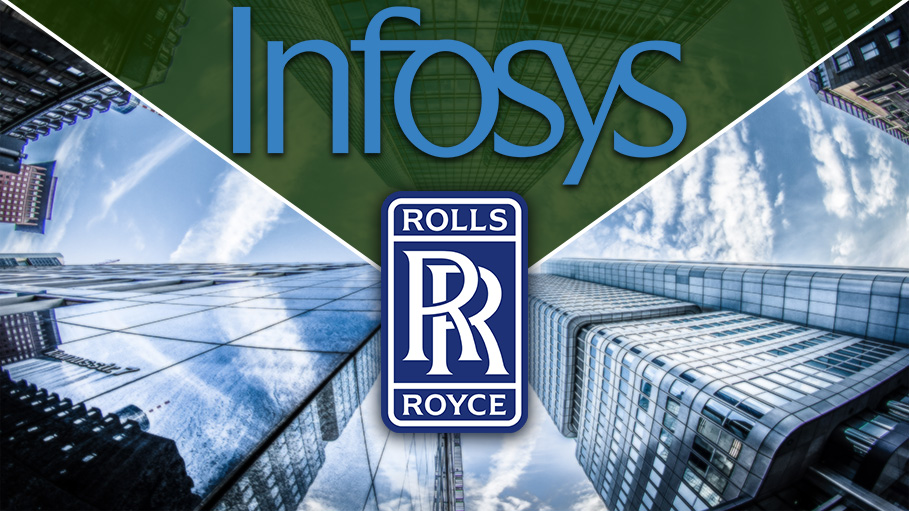 Infy to Deliver Engineering & Digital Services to Rolls-Royce Group
