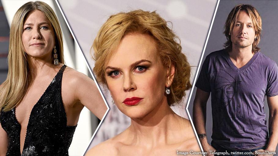 Is Nicole Kidman Angry with Jennifer Aniston And Keith Urban?
