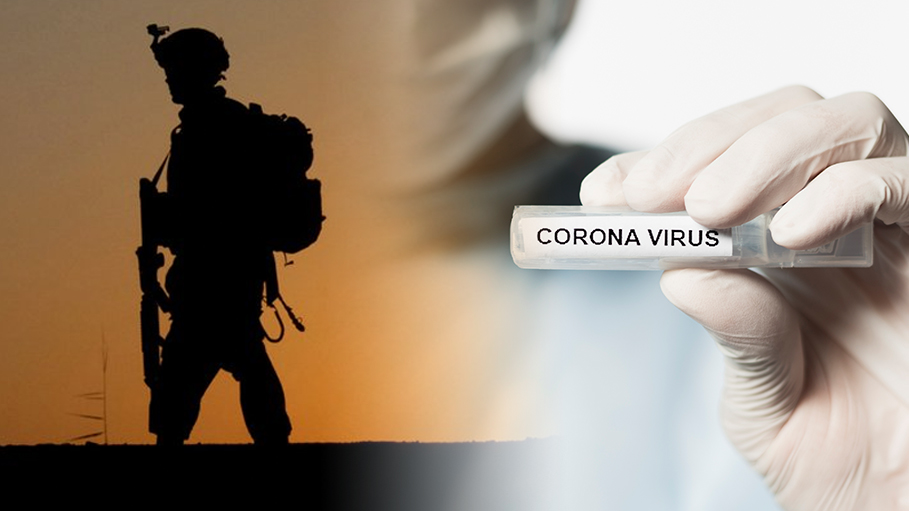 Soldier Tests Positive for Coronavirus, First Case in Indian Army
