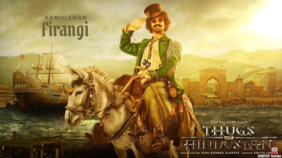 Aamir Khan is the Most Honest Human Being on Earth? Says 'Thugs of Hindostan' Motion Poster