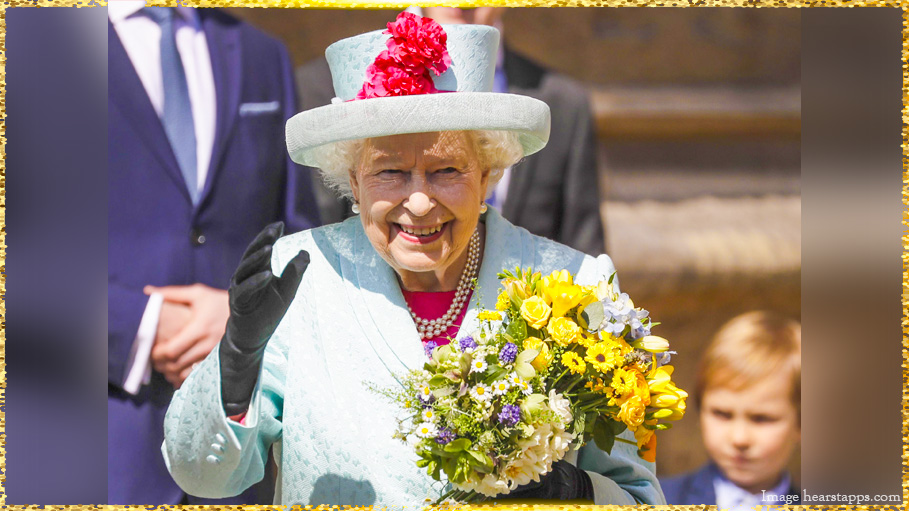 Queen Elizabeth II Celebrates Her 93rd Birthday