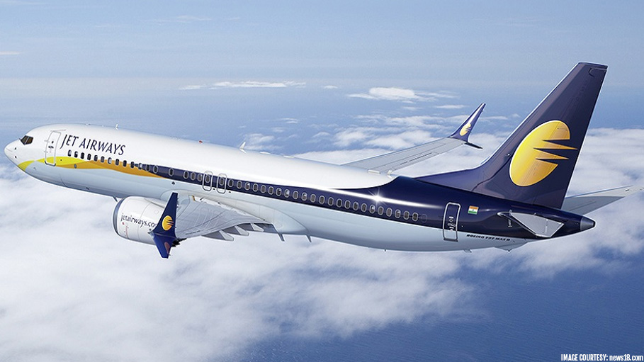 Jet Airways Finally Grounded Its Flights