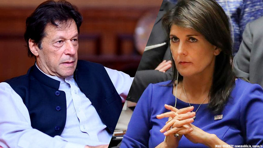 Nikki Haley Condemns Pakistan for the Terror Attack and Denies Monetary Help