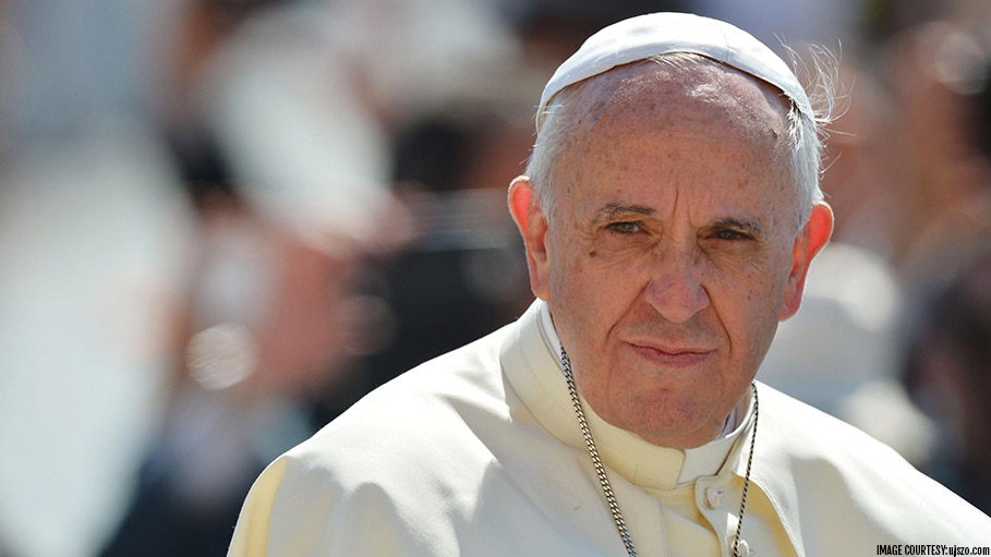 A Six-Year-Old Boy Left Pope Francis with a Profound Thought at a Vatican Ceremony