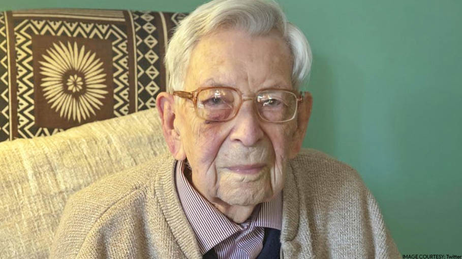 Oldest Man in the World Bob Weighton Passes Away Aged 112